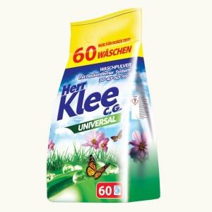 Пральний порошок Herr Klee Универсальный 5 кг