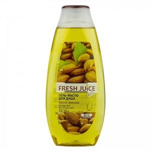 """FJ"" Гель-масло для душа Sweet Almond 400мл"