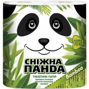 """ТМ """"Сніжна Панда"""" Bamboo - 4 рул."""