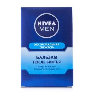 Бальзам после бритья Nivea Men мужской Освежающий, 100мл