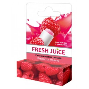"""FJ"" Гигиен. помада Raspberry 3,6г в инд. упаковке"