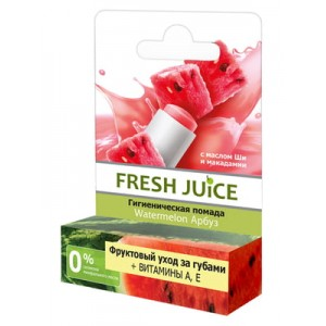 """FJ"" Гигиен. помада Cherry 3,6г в инд. упаковке"