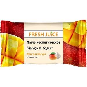 """""""FJ"""" Мыло косметическое """"Mango & Yogurt"""" 75г"""