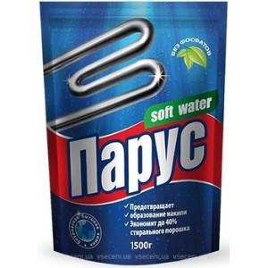 """""""Парус"""" Засіб для пом, якшення води при пранні 1500г"""