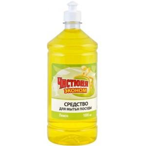 """""""ЧЭ"""" Средство для мытья посуды """"Лимон"""" 1л"""