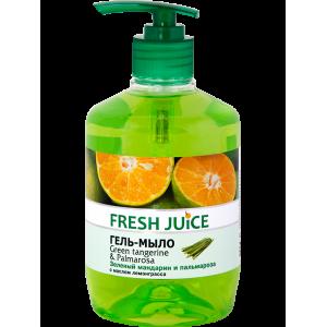 """FJ"" Гель-мыло Green Tangerine&Palmarosa 460мл"