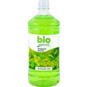 """""""BIO Naturell"""" Жидкое мыло «Зеленый чай» запаска 1000мл"""