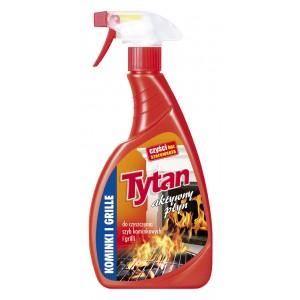 Спрей для чистки для гриля и камина Tytan 500мл