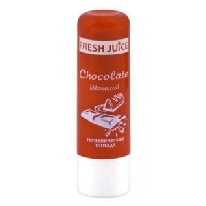 """FJ"" Гигиен.помада ""Chocolate"" 3,6г NEW"
