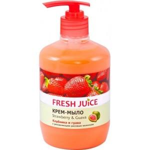 """FJ"" Гель-мыло ""Strawberry&Guava"" 460мл"