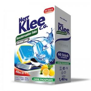 KLEE таблетки для посудомийних машин, 70 шт.