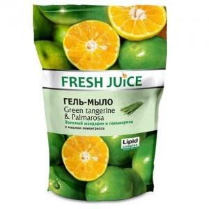 """FJ"" Гель-мыло Green Tangerine&Palmarosa ДОЙ-ПАК 460мл"