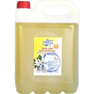 Моющее средство для посуды Милам Лимон 5 л