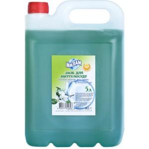 Моющее средство для посуды Милам Яблоко 5 л