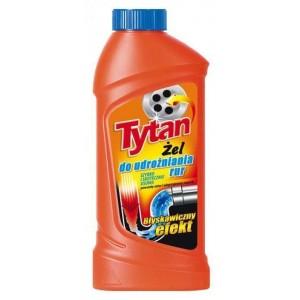 Tytan д/труб 500 гель
