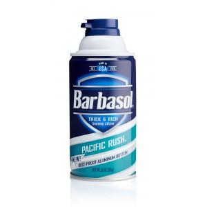 Barbasol пена 285 мл. Pacific rush