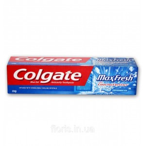 Зубная паста COLGATE MaxFresh 125мл(синий)