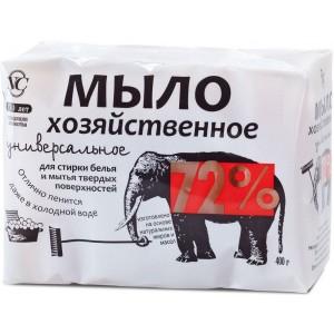 Мыло хозяйственное Невская косметика универсальное 72% 100 г х 4 шт