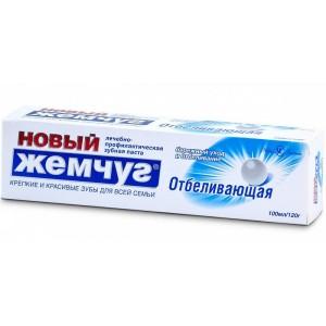 Зубная паста «Новый Жемчуг Отбеливающая»