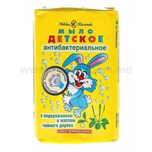 Детское мыло Невская Косметика Антибактериальное 90 г