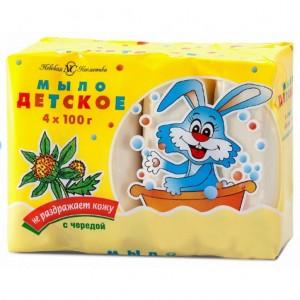 Детское мыло Невская Косметика 400 г