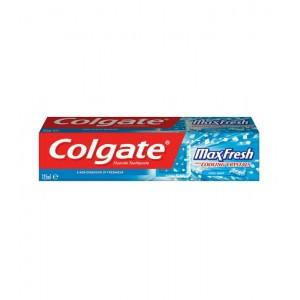 Зубная паста COLGATE MaxFresh 125мл(голубой)