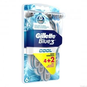 Blue 3 cool (4+2)