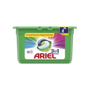 Ariel Color 13шт