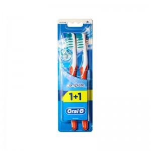 Зубная щетка Oral-B compleete 1+1
