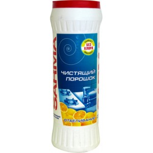 Чистящий порошок Sarma Лимон с антибактериальным эффектом 400 г (4600697080710)